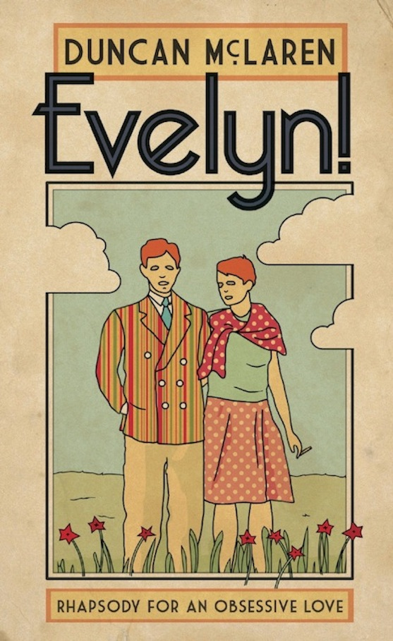 evelyn! final cover - Version 2