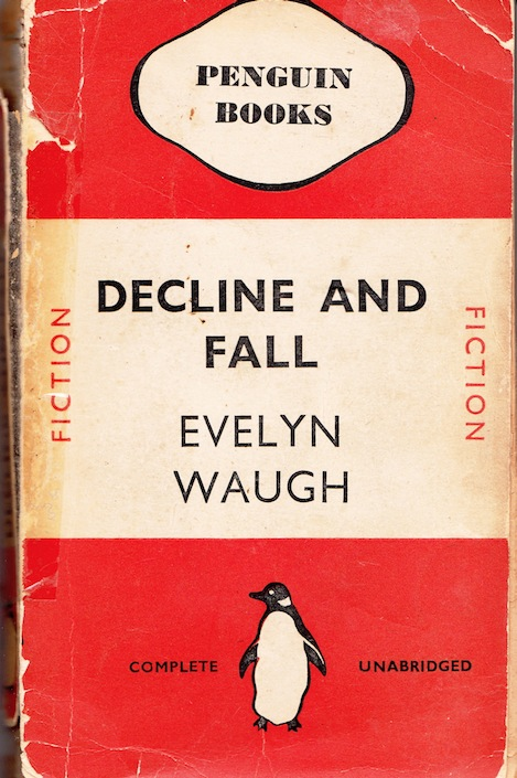 evelyn waugh undergraduate essay contest
